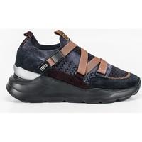 Chaussures Femme Baskets basses Cetti 1202 bleu