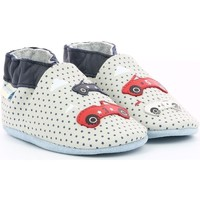 Chaussures Garçon Chaussons Robeez 822890 gris