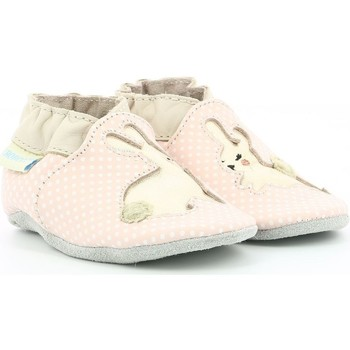 Chaussures Fille Chaussons Robeez 822540 rose