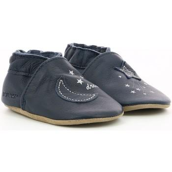 Chaussures Garçon Chaussons Robeez 823050 bleu