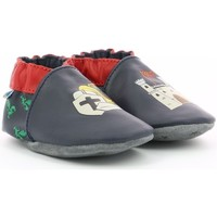Chaussures Garçon Chaussons bébés Robeez SAVETHECASTLE Bleu