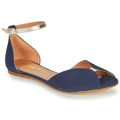 Chaussures Femme Sandales et Nu-pieds Betty London INALI Marine