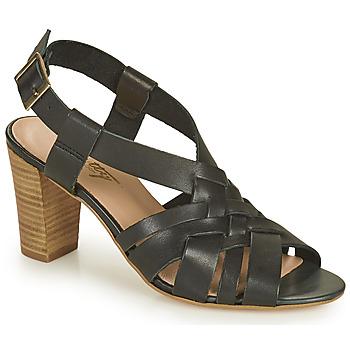 Chaussures Femme Sandales et Nu-pieds Betty London OCHAT Noir