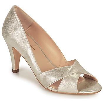 Chaussures Femme Escarpins Betty London OCHINA Argenté