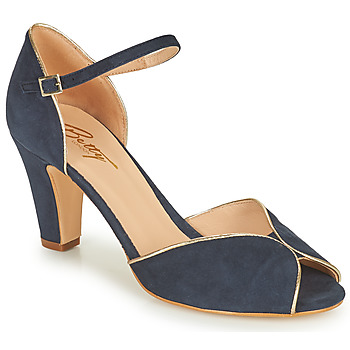 Chaussures Femme Sandales et Nu-pieds Betty London ORADI Marine