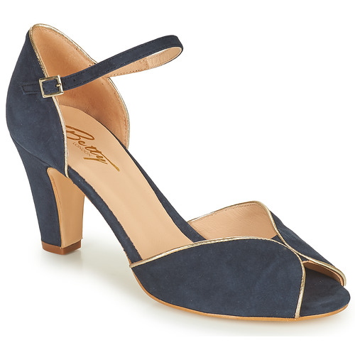 Chaussures Femme Sandales et Nu-pieds Betty London ORADI Marine