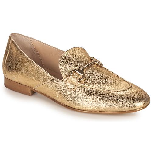 Chaussures Femme Mocassins Betty London OWINA Doré