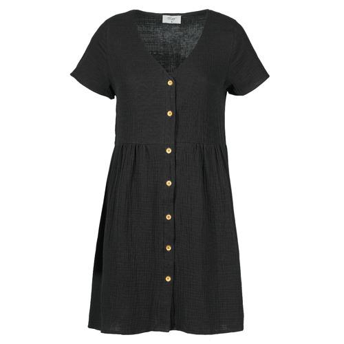 Vêtements Femme Robes courtes Betty London MARDI Noir