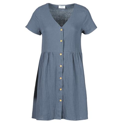 Vêtements Femme Robes courtes Betty London MARDI Gris
