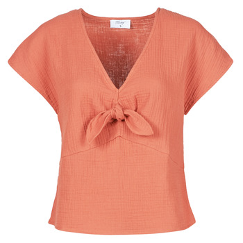 Vêtements Femme Tops / Blouses Betty London ODIME Terracotta