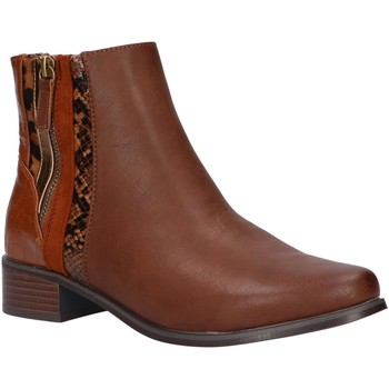 Chaussures Femme Bottines Maria Mare 62823 Marr?n
