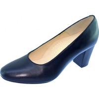 Chaussures Femme Escarpins Les Escarpins D'hotesses Voltige Alarm Free Escarpins Hotesses Bleu