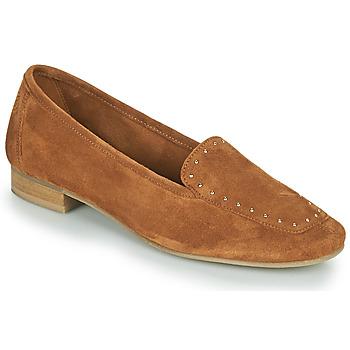 Chaussures Femme Mocassins Betty London ORIETTE Cognac
