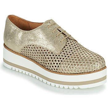 Chaussures Femme Derbies Betty London OULOUNE Doré