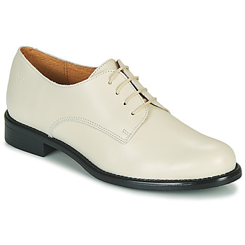 Chaussures Femme Derbies Betty London OULENE Ecru