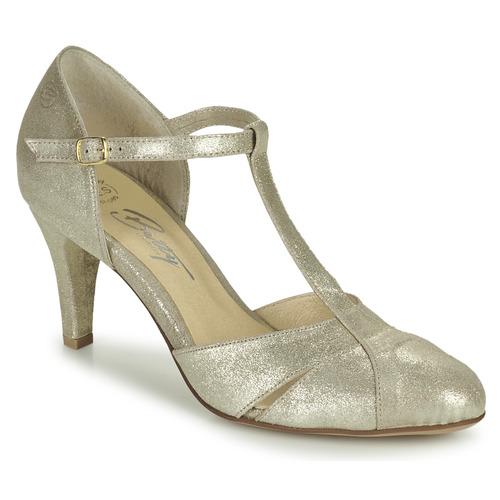 Chaussures Femme Escarpins Betty London MASETTE Doré