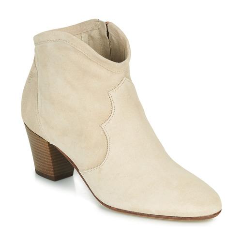 Chaussures Femme Bottines Betty London OISINE Beige