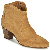 Chaussures Femme Bottines Betty London OISINE Camel