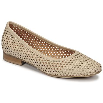 Chaussures Femme Ballerines / babies Betty London OCARA Ecru
