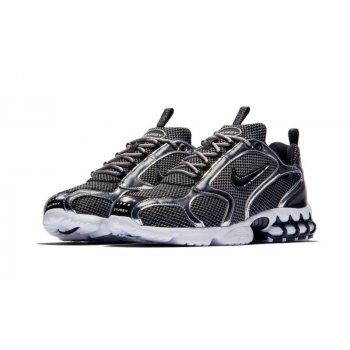 Chaussures Baskets basses Nike Zoom Spiridon x Stussy Platinum Pure Platinum/ Black