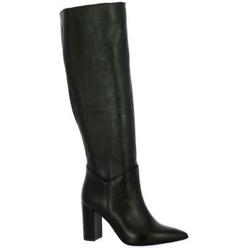 Chaussures Femme Bottes Pao Bottes cuir Noir