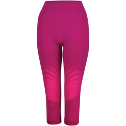 Vêtements Femme Leggings Dare 2b Legging 3/4 technique IN THE ZONE Rose