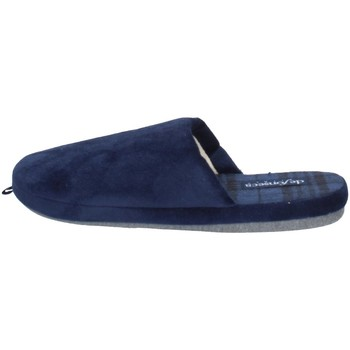 Chaussures Homme Chaussons De Fonseca ROMA TOP I M624 BLEU