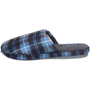 Chaussures Homme Chaussons De Fonseca ROMA TOP I M620 NOIR