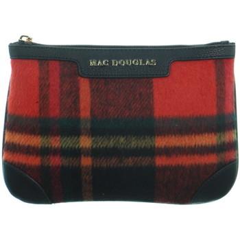 Sacs Femme Pochettes de soirée Mac Douglas Pochette  Jaipur Fantasia ref_50656 MO24 23*15*3 Rouge