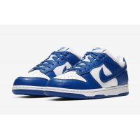 Chaussures Baskets basses Nike Dunk Low Kentucky White/Varsity Royal