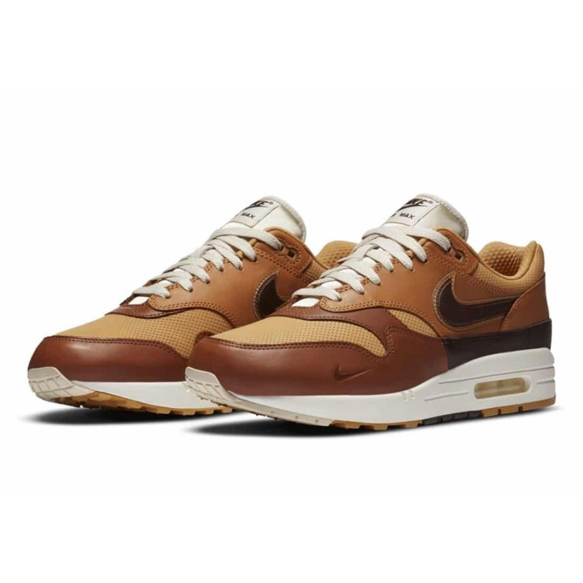 Air Max 1 Sneaker Day Brown