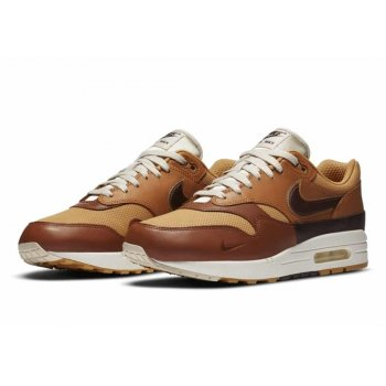 Chaussures Baskets basses Nike nike air thea lime gold green metallic car paint Sneaker Day Brown Brown/ Brown