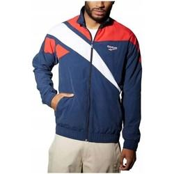 Vêtements Homme Sweats Reebok Sport LF Vector Tracktop Bleu marine