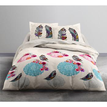 Maison & Déco Taies d'oreillers, traversins Today Taie d'oreiller 260x240 coton Blanc