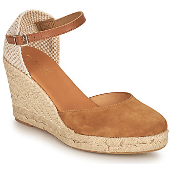 Chaussures Femme Sandales et Nu-pieds Minelli RAYANA Marron / Beige