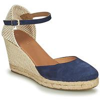 Chaussures Femme Sandales et Nu-pieds Minelli RAYANA Marine / Beige