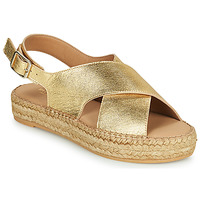 Chaussures Femme Sandales et Nu-pieds Minelli MEPLATINE Doré