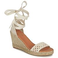 Chaussures Femme Sandales et Nu-pieds Minelli SHELLYE Ecru