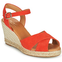 Chaussures Femme Sandales et Nu-pieds Minelli OMELLA Rouge