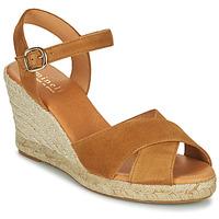 Chaussures Femme Sandales et Nu-pieds Minelli OMELLA Marron