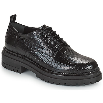 Chaussures Femme Derbies Minelli EMYLANDE Noir