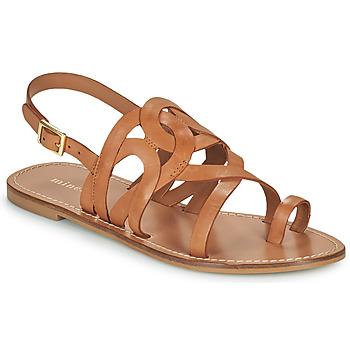 Chaussures Femme Sandales et Nu-pieds Minelli NOUNNA Marron