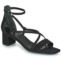 Chaussures Femme Sandales et Nu-pieds Minelli HENRIETA Noir