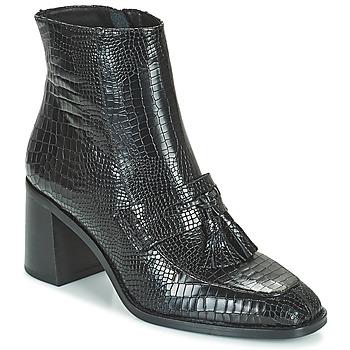 Chaussures Femme Bottines Minelli ZYA Noir