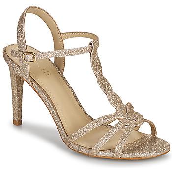 Chaussures Femme Sandales et Nu-pieds Minelli CHADA Doré