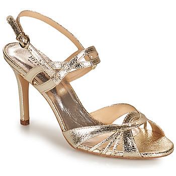 Chaussures Femme Sandales et Nu-pieds Minelli TULLYE Doré
