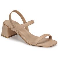 Chaussures Femme Sandales et Nu-pieds Minelli TEILYE Beige