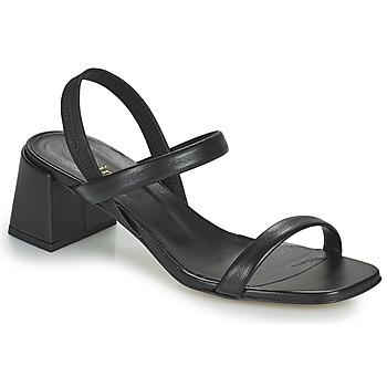 Chaussures Femme Sandales et Nu-pieds Minelli TEILYE Noir