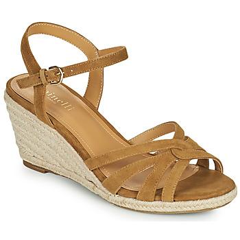 Chaussures Femme Sandales et Nu-pieds Minelli TERENSSE Marron