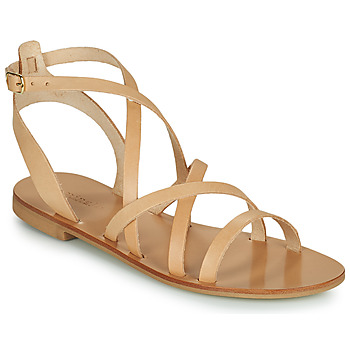 Chaussures Femme Sandales et Nu-pieds Minelli HOULLY Beige